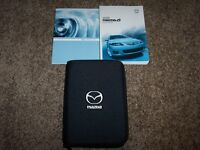 2008 Mazda6 User Guide Owner Manual i s Sport Touring Grand VE 2.3L 3.0L 4Cyl V6