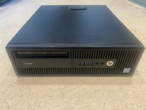 HP ProDesk 600 G2 SFF PC with Windows 10 Pro