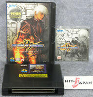 THE KING OF FIGHTERS 99 Ref/2720 NEO GEO AES FREE SHIPPING Neogeo SNK JAPAN Game