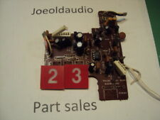 Technics SA-222 Volume/Speaker Board. SUP20610B. Tested. Parting Entire SA-222