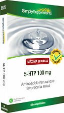 Simply Supplements 5-HTP 100 mg 60 Comprimidos