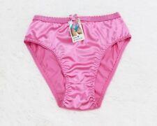 VTG GRACE sissy Liquid SATIN Wetlook SHINY nylon Bikini panties Sz  L XL 3XL