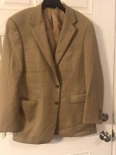 Ralph Lauren Beige Suit Jacket Size 42R