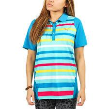 Women's PUMA Golf Duo-Swing Graphic Polo Shirt Turkish Tile size XS (T10) $75
