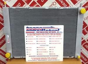 RADIATORE + CONDENSATORE RENAULT CLIO III 05-> NUOVO !