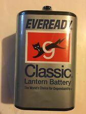 Eveready Classic Lantern Battery 6 volt No. 509