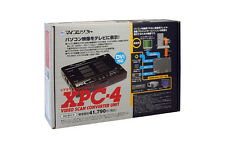 BRAND NEW MICOMSOFT XPC-4 VIDEO SCAN CONVERTER UNIT DP3913546 FREE SHIPPING