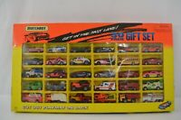 Matchbox 30-Pack Diecast Car Gift Set Get in the Fast Lane 1995 New in Box