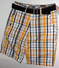 Boy's Southpole Shorts Size 12 Checks, Vacation School Daily Wear NWT South Pole