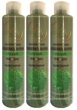 3x Shampoo HORSERADISH TREE &Keratin Moringa Oleifera Cappilar Treatment 16.23oz