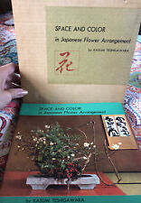 Space And Color In Japanese Flower Arrangement