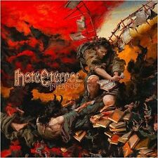 HATE ETERNAL - Infernus  [ORANGE Vinyl] LP