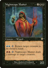 1X FOIL Nightscape Master MTG Magic the Gathering INVASION 113/350