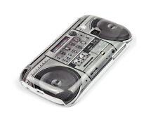 Hülle f Samsung Galaxy Young S6310 Schutzhülle Tasche Case Ghettoblaster Radio