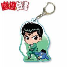 Bell House Tekutoko Acrylic Keychain Charm Yu Yu Hakusho Yusuke Urameshi Pu NEW