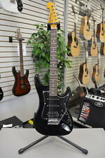 Washburn S2H Electric Guitar- Metallic Black