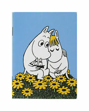 Moomin Small Notebook Love Moomintroll Snorkmaiden 9 x 12 cm