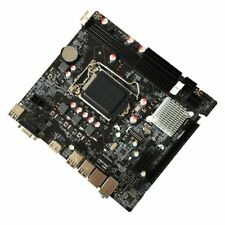 H61 Desktop Computer Mainboard Motherboard 1155 Pin CPU Interface USB3.0 TY