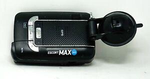 Escort MAX 360c Laser Radar Detector (1620X50-2) W/ Suction Mount