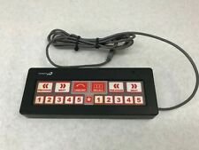 Bematech Logic Controls Serial Bump Bar Usb Pos Keypad Kb1700 Tested