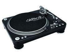 OMNITRONIC DD-5220L Turntable/Plattenspieler schwarz