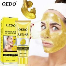 Gold Remove Blackhead Mask Facial Shrink Pore Improve Rough Skin Care Cream