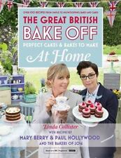 GREAT BRITISH BAKE OFF NEW HARDCOVER BOOK