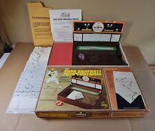 Vintage 1977 Cadaco Pro Foto-Football Game No. 164 Complete