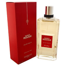 Habit Rouge by Guerlain for Men - 6.7 oz EDT Spray