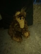 "Talking Vintage ALF 1986 Alien Productions 18"" Inch Plush Doll Stuffed Animal"