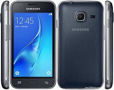 BRAND NEW SAMSUN GALAXY J1 MINI PRIME BLACK 8GB DUAL SIM UNLOCK 2016 MODEL