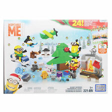 Mega Bloks Minions Despicable Me Movie Advent Calendar Building Block Set Toy