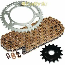 Golden O-Ring Drive Chain & Sprocket Kit Fits KAWASAKI EN500C Vulcan 500 96-05