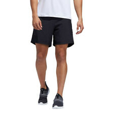 adidas Mens Own The Run 9 Inch Shorts Pants Trousers Bottoms - Black Sports