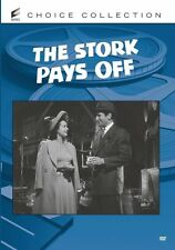 The Stork Pays Off DVD (1941) - Victor Jory, Rochelle Hudson, Lew Landers