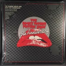 ROCKY HORROR PICTURE SHOW 15TH ANNIVERSARY BOX SET 4 cassette tapes & book - NEW