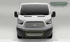 For 16-18 Ford Transit 150 250 350 350 HD Polished Aluminum Grille