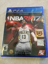 NBA 2K17 Early Tip-Off Weekend (Sony PlayStation 4, 2016) PS4 NEW