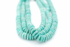 Faceted Amazonite German Cut beads