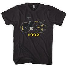 Chris BOARDMAN Lotus MOTO Maillot Ciclismo Camiseta Unisex Todas Las Tallas