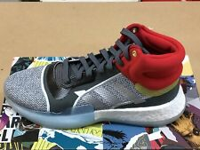 Adidas Marquee Boost Herren Stiefel Basketball Marvel Sneaker NEU EF2258