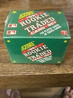 Vintage 1991 Score Rookie & Traded Set Sealed PUDGE BAGWELL RC HOF RARE NrMt/Mt