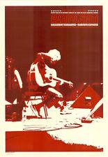 Mint & Signed Pearl Jam Portland 2006 Klausen A/P Poster 54/100