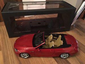 BMW M6 F12 1:18, Sakhir Orange, Original BMW 80432253655