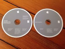 Apple Mac OS X 10.4.6 Tiger Install Discs 17-inch MacBook Pro 2006 CD Disc
