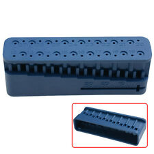 5X Dental Appratus Endodontic Ruler Block Files Measuring Tools Instruments