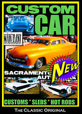 CUSTOM CAR, 1991 Sacramento Autorama, an inside Custom Car Show DVD