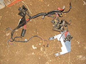 Yamaha  3.0  Chevy  Wiring