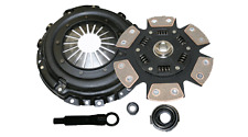 COMPETITION CLUTCH 90-91 ACURA INTEGRA STAGE 4 6 PAD CLUTCH KIT 8017-1620