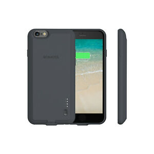 2800mAh Portable Charger Case Battery Pack Backup Case for iPhone 6 Plus/6s Plus